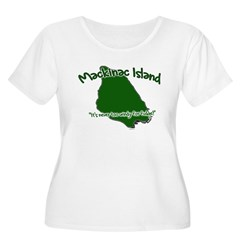 Mackinac Island - It's Never T-Shirt