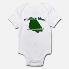 Mackinac Island - It's Never Infant Bodysuit