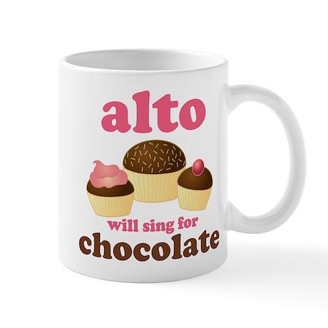 Funny Alto Mug