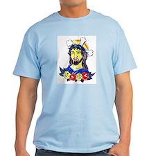 Jesus Tattoo Art T-Shirt