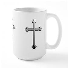 Chrome Cross - Mug