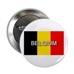 Belgium Flag with Label 2.25