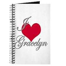 I love (heart) Gracelyn Journal