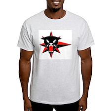 Clan Nova Cat Ash Grey T-Shirt