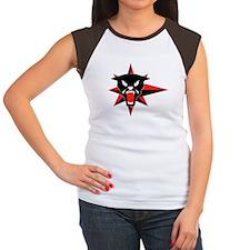 Clan Nova Cat Women's Cap Sleeve T-Shirt