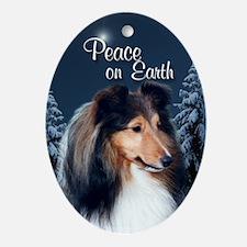 Casey Peace Ornament