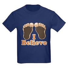 I Believe Bigfoot T
