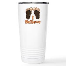 I Believe Bigfoot Travel Mug