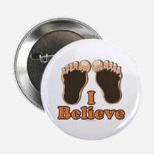 "I Believe Bigfoot 2.25"" Button (10 pack)"