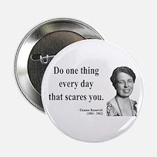 "Eleanor Roosevelt 1 2.25"" Button"