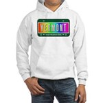 Vermont Hooded Sweatshirt