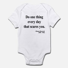 Eleanor Roosevelt 1 Infant Bodysuit
