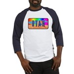 Utah Rainbow Baseball Jersey