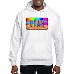 Utah Rainbow Hooded Sweatshirt