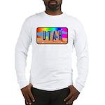Utah Rainbow Long Sleeve T-Shirt