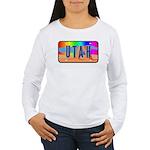 Utah Rainbow Women's Long Sleeve T-Shirt