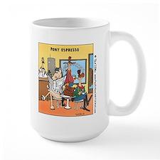 """""""Pony Espresso"""" Mug"""
