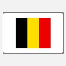Flag of Belgium Banner