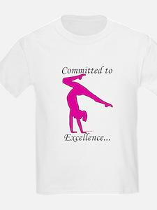 Gymnastics T-Shirt - Excellence