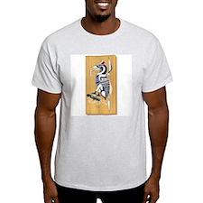 Indian Art Ash Grey T-Shirt