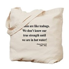 Eleanor Roosevelt 3 Tote Bag