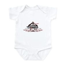 GOING LOW & SLOW Infant Bodysuit