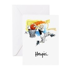 Hoops # 1118 Greeting Cards (Pk of 10)