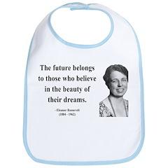 Eleanor Roosevelt 4 Bib