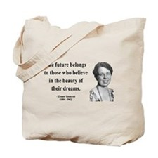 Eleanor Roosevelt 4 Tote Bag