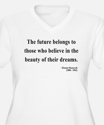 Eleanor Roosevelt 4 T-Shirt