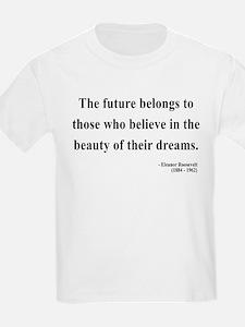 Eleanor Roosevelt 4 T-Shirt