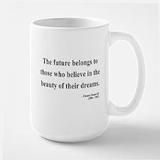 Eleanor Roosevelt 4 Large Mug