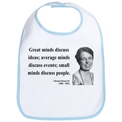 Eleanor Roosevelt 5 Bib
