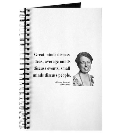Eleanor Roosevelt 5 Journal
