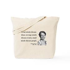 Eleanor Roosevelt 5 Tote Bag