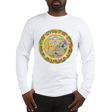 Cute Himalayas Long Sleeve T-Shirt