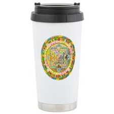 Funny Utopia Travel Mug