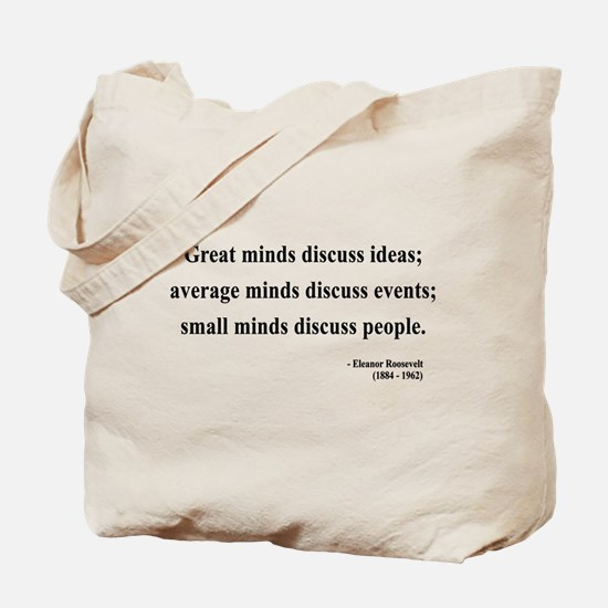 Eleanor Roosevelt 5 Tote Bag