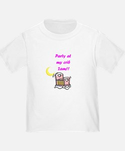 Party at the Crib (Girls) T