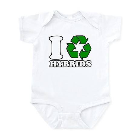 I Heart Hybrids Infant Bodysuit