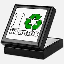 I Heart Hybrids Keepsake Box