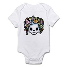 Flower Kid Power Infant Bodysuit