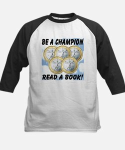 Be A Champion Read A Book Tee