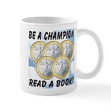 Be A Champion Read A Book Mug