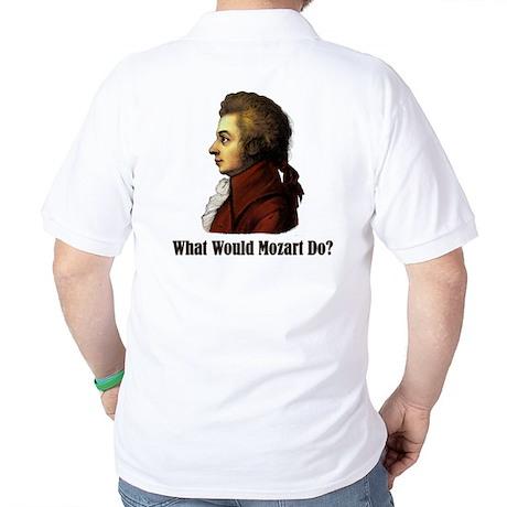 Mozart Golf Shirt