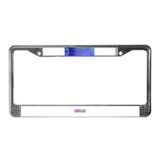 No Drama Mommas License Plate Frame
