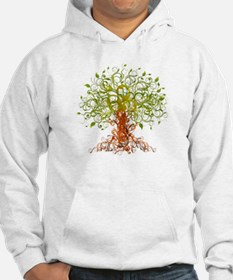 abstract tree Jumper Hoody