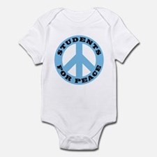 Students For Peace Infant Bodysuit