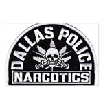 Dallas Dopers Postcards (Package of 8)