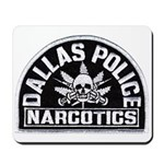 Dallas Dopers Mousepad